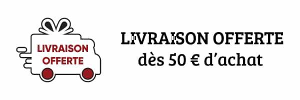 LivraisonOfferteBandeauCalice